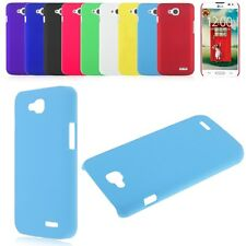Slim Hard Snap-On Cover Case Skin Thin Shell for LG Optimus L90 Dual D410