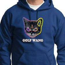 Golf Wang Cat OFWGKTA Tyler the Creator Odd Future Wolf Gang Hoodie Sweatshirt