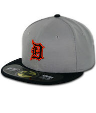 Detroit TIGERS BATTING PRACTICE Diamond Series New Era 59fifty MLB Fitted Hats