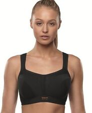 Panache Sports Bra 5021 Black Great Support NWT