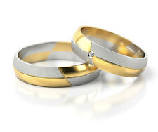 Wedding rings, price for two rings, 50 years warranty 5415