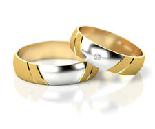 Wedding rings, price for two rings, 50 years warranty 5418