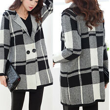 New Fashion Women's Warm Winter Coat Parka Overcoat Long Jacket Outwear Coat