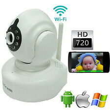 IR DDN Wifi Wireless Network IP Camera Sricam AP008 Webcam 11 LED Night Vision M