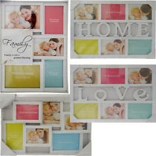 PICTURE FRAME GALLERY PHOTO FRAME PHOTOGRAPHY HOLDER LOVE FAMILY PORTRAIT