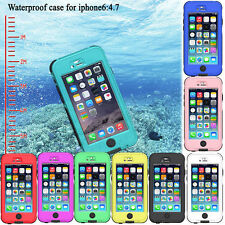 NEW Waterproof Shockproof Dirt/Water Proof Case for Apple iPhone 6 6S