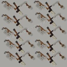 LOT Headphone Audio Jack Power Volume Switch Flex Cable For iPhone 3G 3GS white