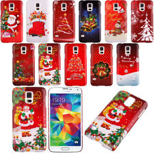 Color PC Design Rubber Hard Skin Case Cover for Samsung Galaxy S5 S V Phone