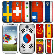 Country National Flag Hard Phone Case Cover for Samsung Galaxy S4 IV i9500