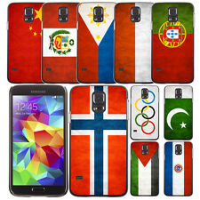 Country National Flag Hard Phone Case Cover for Samsung Galaxy S5 S 5