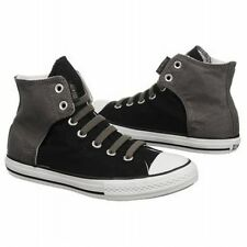 New! Youth Converse CT All Star-EZ Slip Hi-top Sneakers Black 617659F G8