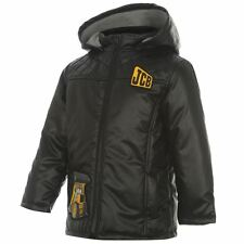 JCB JOEY:2014 WAXED PADDED WINTER COAT,2/3,3/4,4/5,5/6,7/8YRS,AVAILABLE NOW