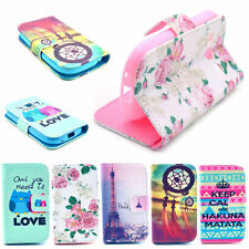 Prema Selection Case Shell Leather Close Magnet For Samsung Galaxy Fame GT-S6810