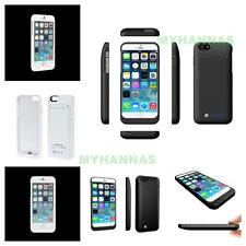 iPhone 6/6S 6/6S Plus Extended Power Charger Battery Backup Case/Cover 3500mAh