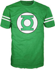 DC Comics Green Lantern Logo Athletic Adult T-shirt - Green