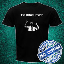 Talking Heads Black t-shirt all size tktdwjo f