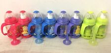New Nuby Infant Feeder Baby Food and Cereal Bottles w/spoons nipples spout
