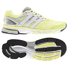 adidas Performance Womens Supernova Sequence 6 Running Gym Trainers - Yellow