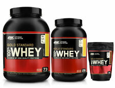 Optimum Nutrition ON Gold Standard 100% Whey High Protein Different Flavours