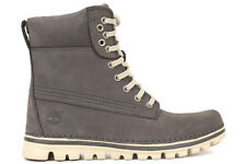 "Timberland Earthkeepers Brookton 6"" Classic 8663A New Womens Gray Winter Shoes"