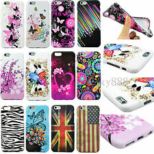 Soft Silicone Rubber TPU Cover Case For iPhone Samsung LG Nokia Motorola Phone