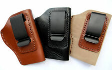 CEBECI LEATHER ITP IWB IN PANTS CLIP HOLSTER for TAURUS TCP 738 732 32 380