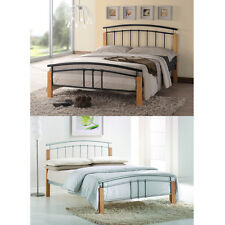 Tetras 3ft Single 4ft6 Double 5ft King Size Modern Metal Bed Frame Sprung Base
