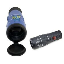 26X52 Clear Dual Focus Optic Zoom Armoring Monocular Telescopes Hunting/Camping