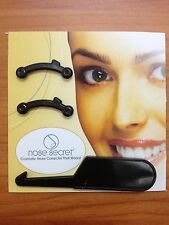 NoseSecret Reshaper, Nose Corrector Without Surgery Overstock Item 70% Off