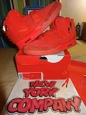 "Nike Air Yeezy 2 SP ""Red October"" nrg solar platinum ii 1 blink net zen yeezys i"