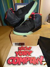 "Nike Air Yeezy 2 NRG ""Solar Red"" blink ii kanye west platinum zen net tan yeezys"