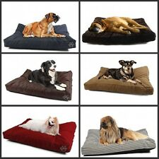 Durable Washable Large Dog Pet Bed Mat COVER Do It Yourself 6 Comfort Material x