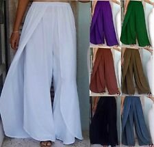 @Z990 STUNNING LAYERED PANT LADIES FASHION DESIGN MADE TO ORDER LOTUSTRADERS