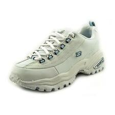 Skechers Sport Premium Womens Leather Cross Training Shoes Used