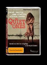 Quiet Ones, The - DVD Region 4 Brand New Free Shipping