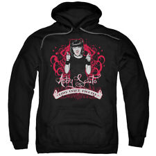 NCIS Goth Crime Fighter Licensed Adult Pullover Hoodie S-3XL