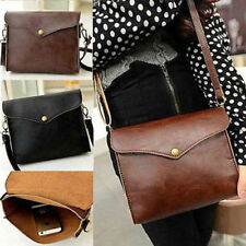 Women's Leather Satchel Shoulder Bag Clutch Handbag Purse Hobo Messenger Tote