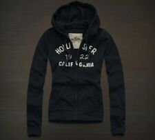 Girls/women's Hollister by Abercrombie & Fitch hoodies-Hollister hoodies- Navy