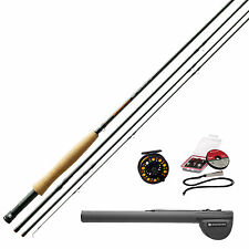 Redington Topo Fly Fishing Outfit, Rod & Reel Kit 9 foot 4 piece