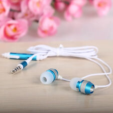 Super Bass Stereo In-Ear Earphone Headphone Headset For Tablet MP3 New