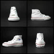 CONVERSE ALL STAR HI White Toddler Infant 2C 4C 6C 8C 10C NEW BNIB Chuck Taylor