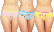 My Little Pony Rainbow Dash Licensed Junior's NWT 3-Pack Panty Set