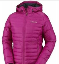 NWT WOMEN COLUMBIA POWDERY PASS JACKET(Retail$120)SIZE XS S M L XL