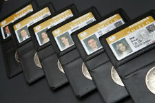 Customize Avengers Agents of S.H.I.E.L.D. Shield Badge W/ Card Holder & ID Card
