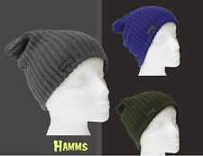 NEW 4Frnt Skis Hamms Mens Warm Beanie Winter Snowboard Ski Hat Msrp$20