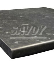Black Slate 30mm Worktop Offcut Cut To Size From 500mm - 3000mm  Bargain ! !
