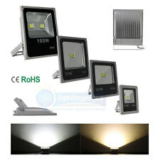 LED Outdoor Yard Path Garden Landscape Flood Security Light 10W/30W/50W/100W E3A
