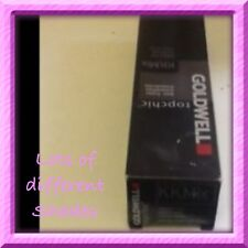 Goldwell topchic tubes new from uk