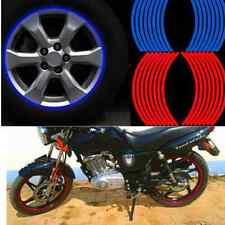 Cycling Wheel RIM Stripe Decal Tape Sticker Motorcycle Car Dirt Bike 17 18