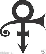 PRINCE THE ARTIST SYMBOL MUSIC CUSTOM VINYL DECAL STICKER CHOOSE SIZE AND COLOR
